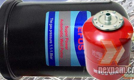 Tabung Pompa Air Bocor