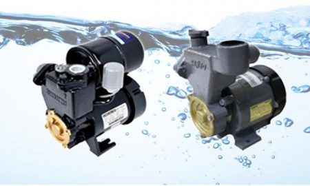 Mengatasi masalah daya hisap pompa air lemah kecil
