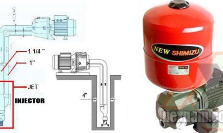 Cara Kerja Memasang Pompa Air JetPump