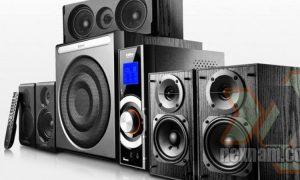 Memperbaiki speaker aktif rusak