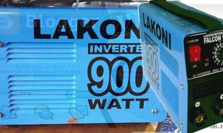 Mesin trafo las listrik 900 watt